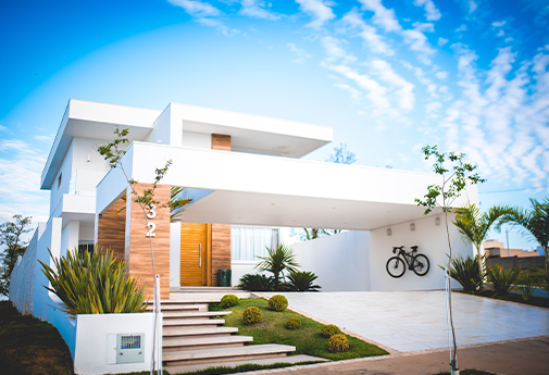 Taxa de associação de moradores residencial