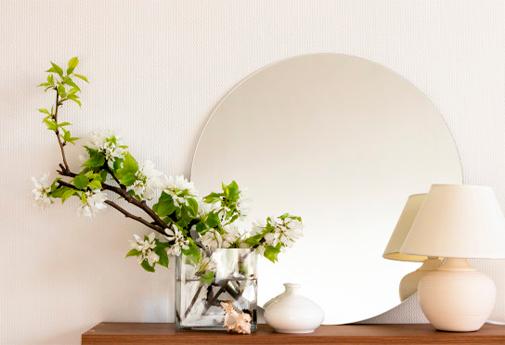Dica de espelhos decorativos para os ambientes